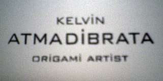 Kelvin Atmadibrata name card