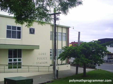 Gore police station
