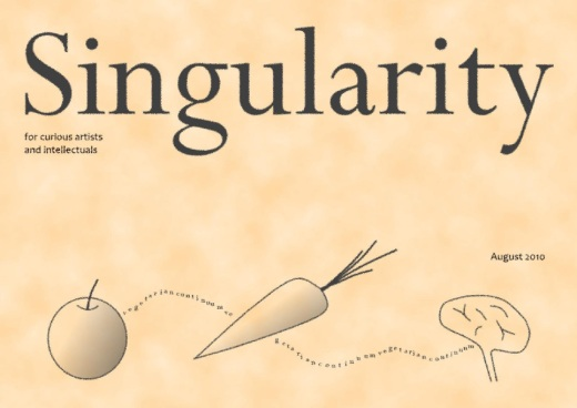 Singularity Aug 2010 issue
