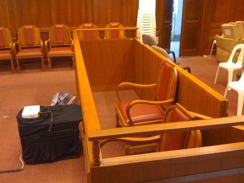 Court seats