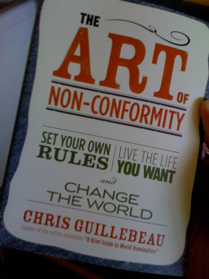 The Art of Non-Conformity book