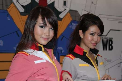 Gundam Girls