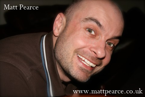 Interview with Matt Pearce