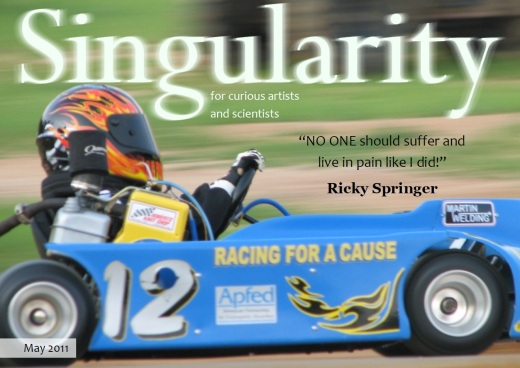 Singularity Magazine May 2011
