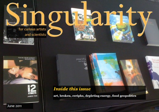 Singularity magazine June 2011