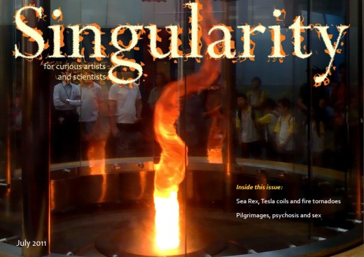 Singularity Magazine July 2011