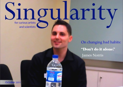 Singularity Magazine October 2011 issue
