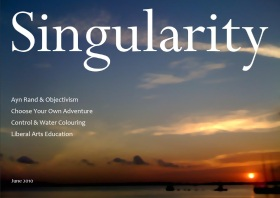 Singularity Magazine June 2010 issue