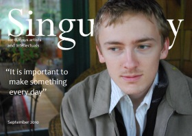 Singularity Magazine September 2010 issue