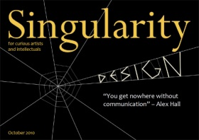 Singularity Magazine October 2010 issue
