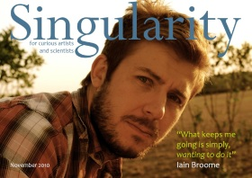 Singularity Magazine November 2010 issue
