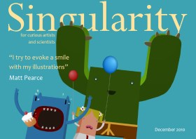 Singularity Magazine December 2010 issue