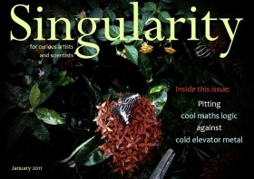 Singularity Magazine January 2011 issue