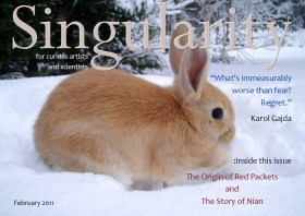 Singularity Magazine February 2011 issue