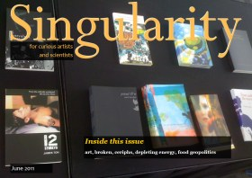 Singularity Magazine June 2011 issue