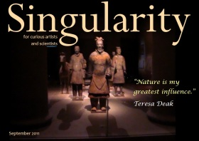 Singularity Magazine September 2011 issue