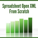 Create spreadsheets using Open XML SDK