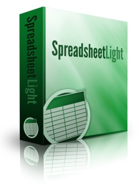 SpreadsheetLight - Open XML spreadsheet software library