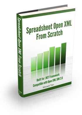 Spreadsheet Open XML From Scratch